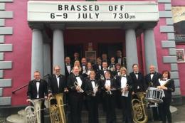 Brassed Off: People's Theatre Company, July 2016