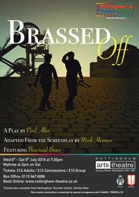 Brassed Off Tickets now on sale