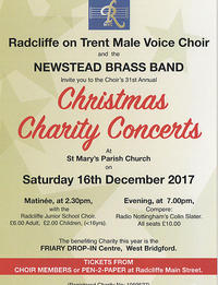 Newstead Brass ready to light up Christmas